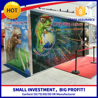 Canton Fair Popular Digital 5D Cinema 7D Theater Equipment For Sale