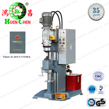 Crazy selling automatic hydraulic press brake shoe brake lining riveting machinery