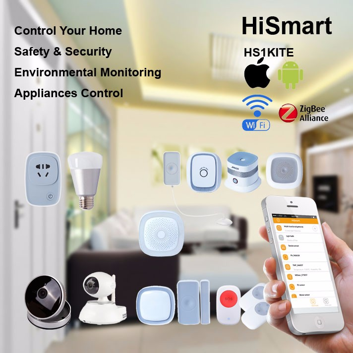shenzhen smart home zigbee device with free app
