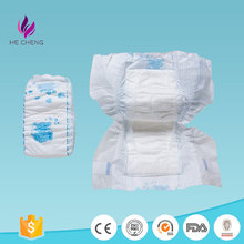 Disposable baby diaper with magic front tape products suppliers China