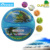 hot sell 320g good smell gel car mosquito repellent air freshener
