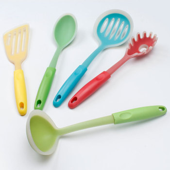best sale siilicone kitchen utensils set with price