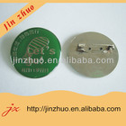 safety pin soft enamel metal badge