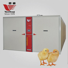 YFDF-115200 high quality commercial poultry incubator chicken hatchery for sale