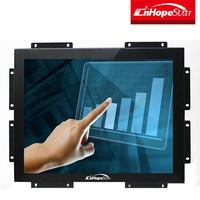 Raspberry pi 4:3 12.1 inch tft wall mount touch screen monitor