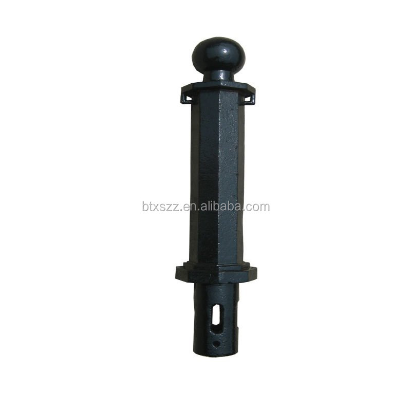 Wholesales traffic bollards,Roadway security barrier,Walkway security posts