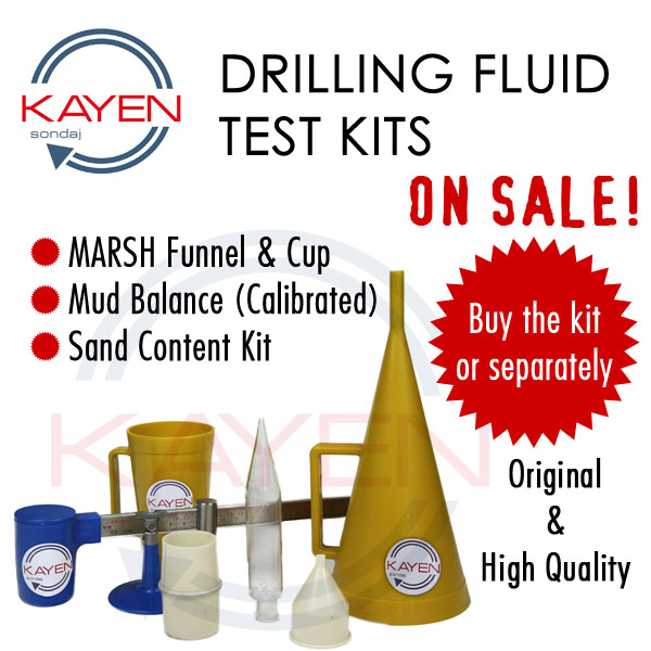 Slurry Test Kits for Drilling