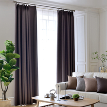 Home Decro living room luxury jacquard polyester fabric Blackout Curtains