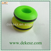 High quality good price colored silicone rubber seal grommet,Factory,ISO9001