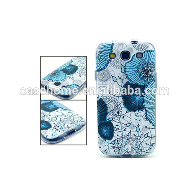 Ultra Slim Painted silicone cover for samsung galaxy 3 , silicone cover for galaxy note , cute silicon cover for galaxy y