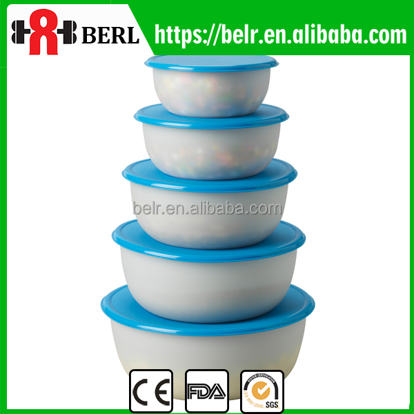 Alibaba Stock Square Airtight PP Food Container
