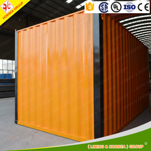 Professional 2017 factory low cost container prefab homes in china