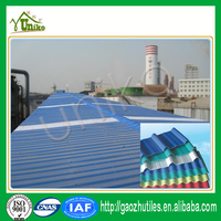 ISO certification plastic pvc sheet/upvc insulated roof shingle/color roof Philippines