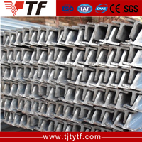 Building Materials Hot rolled Carbon ss400 structural t-bar metal grid