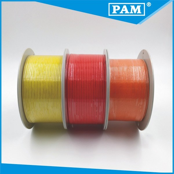 Used in electrical home appliances 22AWG fiberglass braid silicone rubber insulation wire