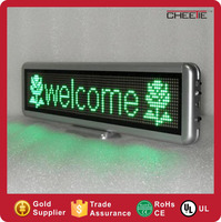 LED Display Electronic Board Scrolling Advertising Board