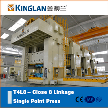 Laminating machine Straight side Hydraulic press for high precision metal processing