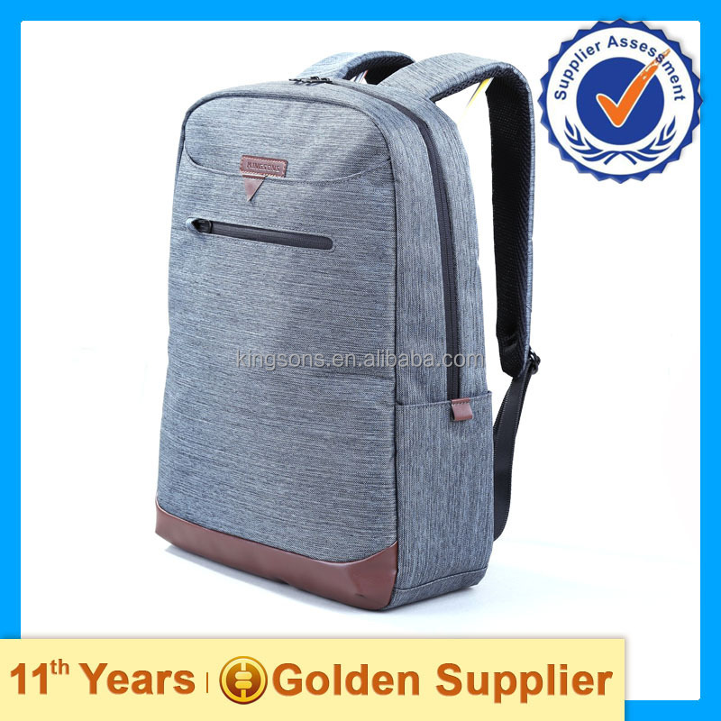 1680d Waterproof Bussiness Notebook Laptop Backpack Promotion Bag