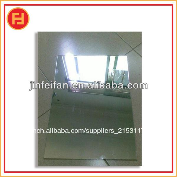 8k en acier inoxydable no 8 poli miroir en acier for Acier poli miroir