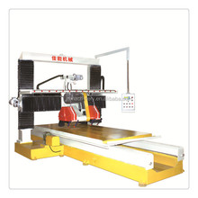 Bridge saw cutter for slabs and tiles, stone curved line processing machinery