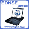 EDNSE ED-1908V-D 1U Rackmount 8 Ports 19 inch LCD Console with Integrated KVM Switch