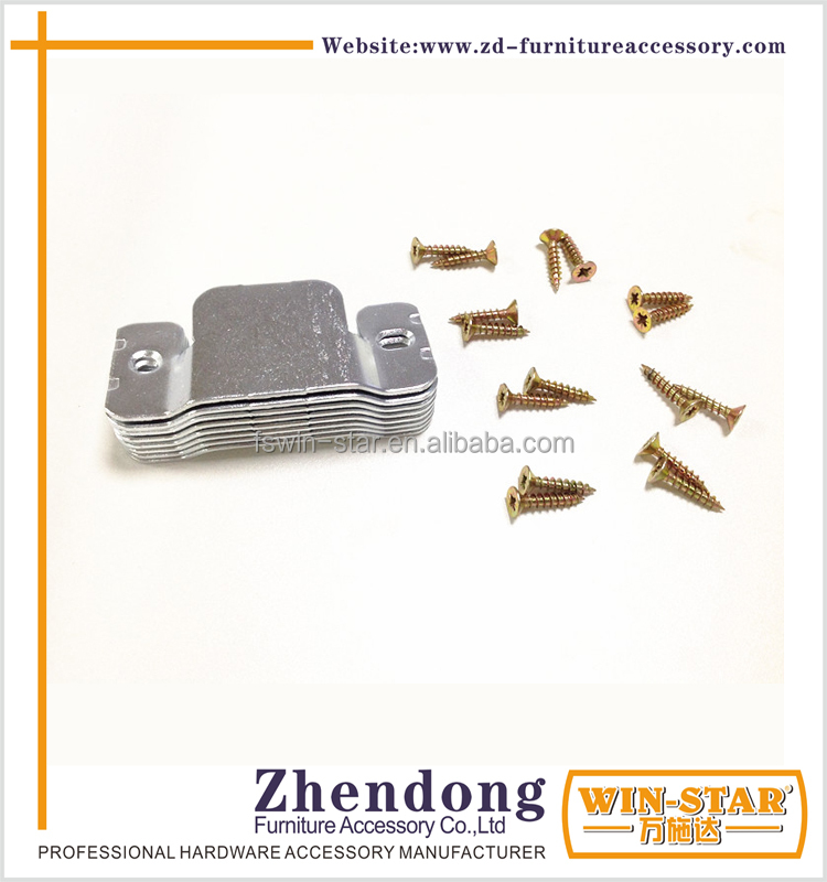 Furniture hardware sofa iron connector ZD-L002