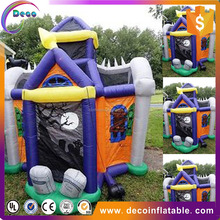 most favorable halloween inflatable house for promotion
