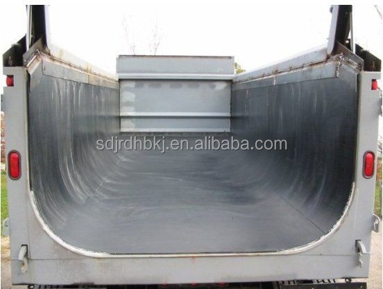 UHMW polyethylene engineering plastic dump truck bed liners