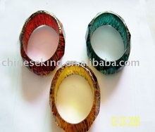 Colored Resin Bracelet