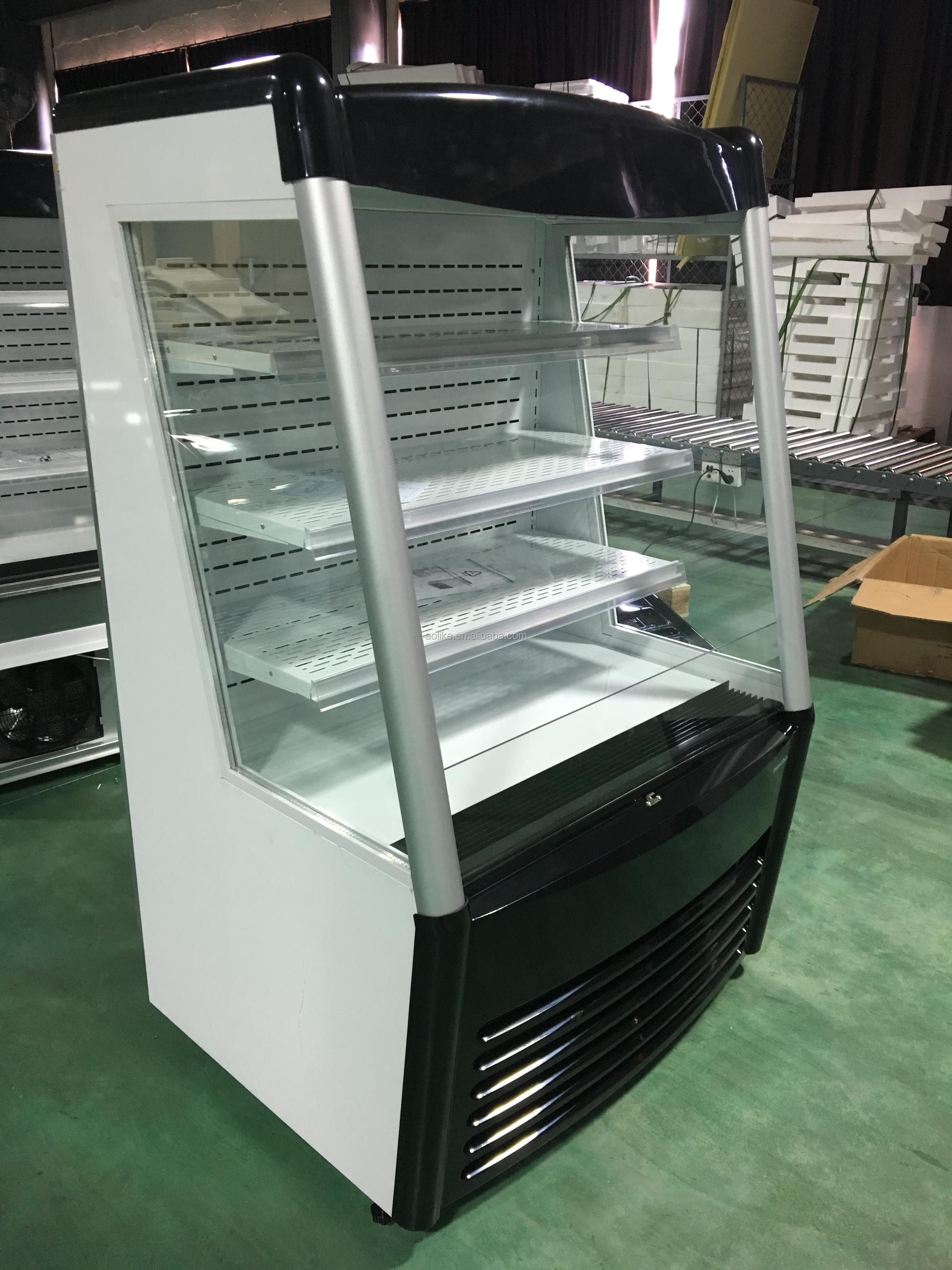 Commercial Display Air Chiller with ETL certification