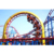 Outdoor entertainment equipment roller coaster,amusement equipment for sale
