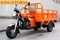 2015 China Hot Sale New Model Cheap Adult Cargo Motorcycle Truck Tricycle