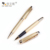 2018 New Products Personalized Business Gift Luxury Heavy Metal Ball Point Gold Pen