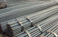 PSB500 Scres-thread Steel Bars Turkish Deformed Steel Rebar - BS 4449:97 GR 460 B