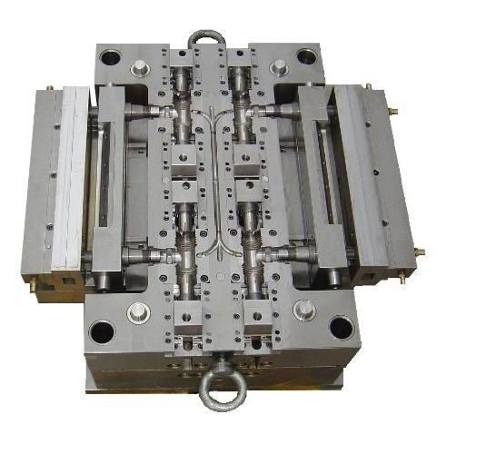 China making cheap plastic injection overmolding mold