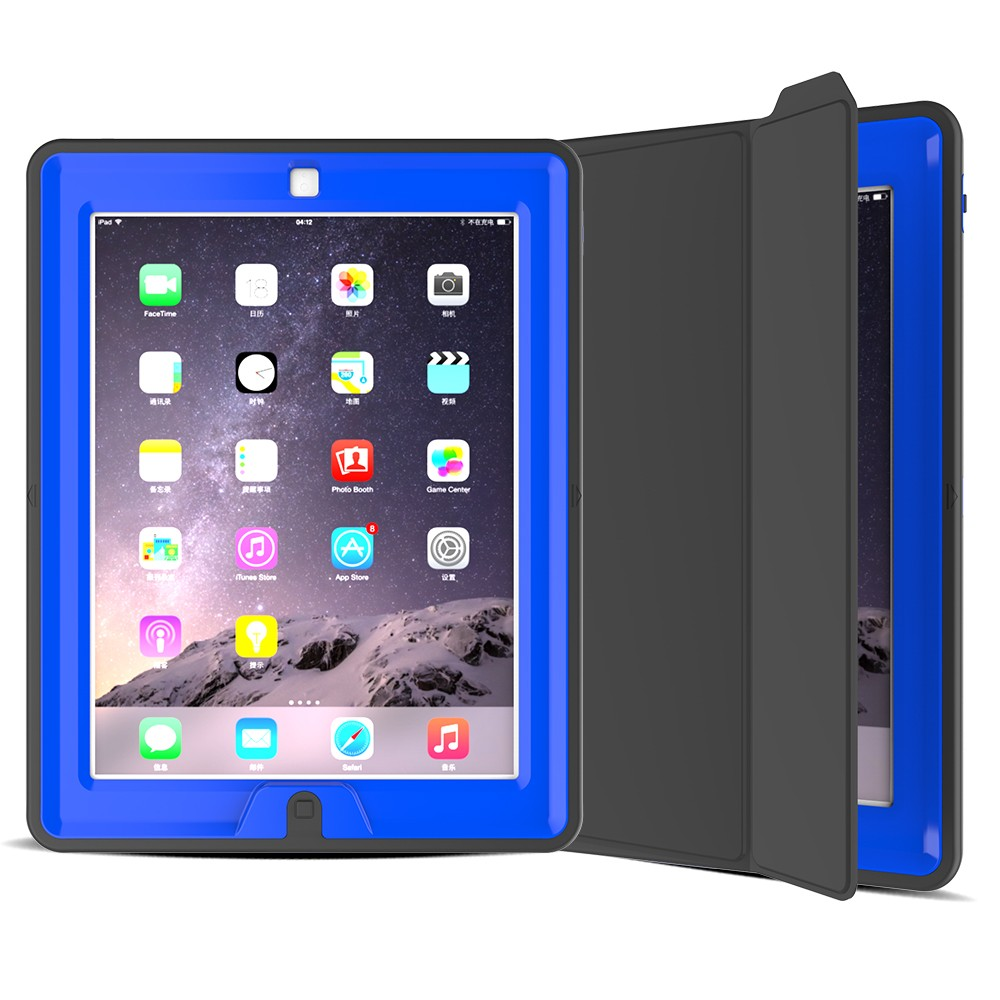 Child Proof Latest Designs Tablet Cover For iPad 234 Eva Foam Case