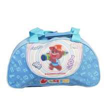 Cheap Price Sports School Shoudler Bags With Shoe Compartment Kids Duffle Bag