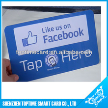 2013 China manufacturer Custom NFC tag