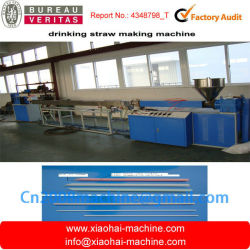 disposable drinking straw extrusion machine