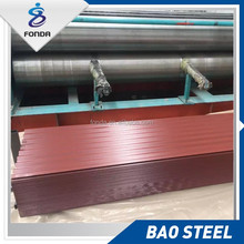 aluminium zinc for house roofing sheets making machine