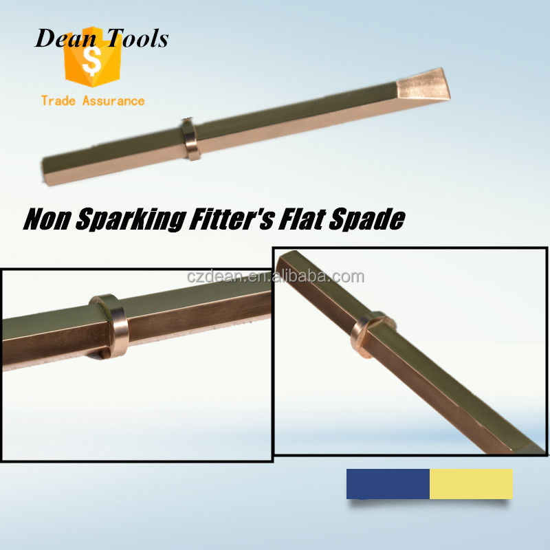 Non Corrosion Resistant Non Sparking Fitter's Flat Chisel (With Hexagonal Edge )