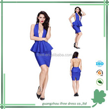 2015 new year promotion dress sexy two pieces Kim Kardashian style bandage dress sell on alibaba express