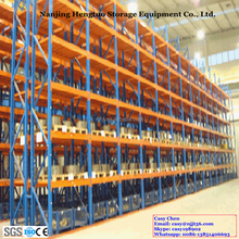 Selective Heavy Duty Pallet Racking for Industrial Warehouse Storage
