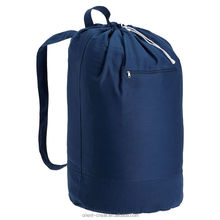 Canvas Fabric Storage Bag with Seal Rope