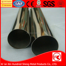 ISO Certification High Demand Products 0.5~100mm Thickness Sandvik Stainless Steel Pipe