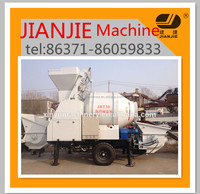 Manufacturers supply diesel engine concrete mixer pump