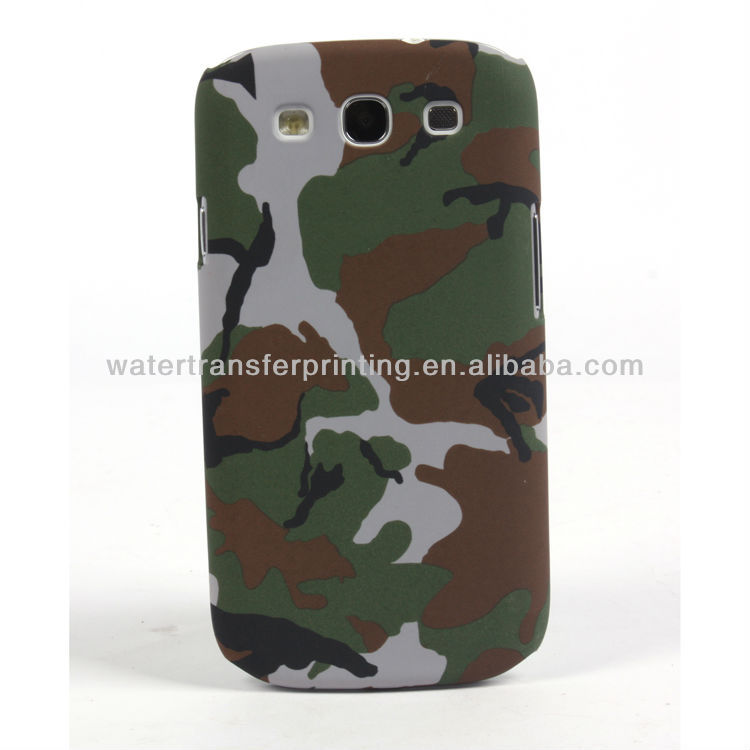 2013 hot selling mobile phone samsung phone Camouflage Pattern SX003