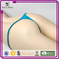 bow blue sex OEM service new design hot sexi girl wear bra panty set