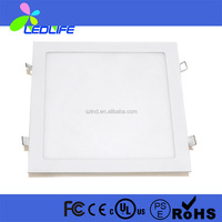 High Quality Manufacturer Best Price Panel Light 6w 12w 15w 18w 24w 40w 70w Square Led Panel Light