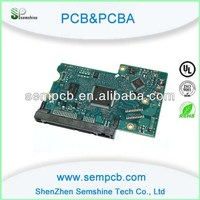 OEM customized circuit board for hard disk, hard disk pcb board supplier